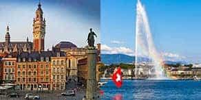 Lille et Genève